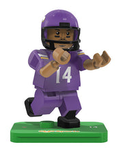 Vikings Stefon Diggs OYO Mini Figurine