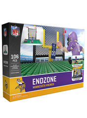 Vikings OYO End Zone Set