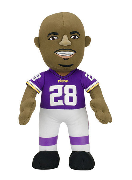 a6a3b736 Adrian Peterson Plush Figure | Sale Novelties | Vikings Locker Room