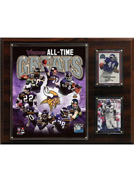 Vikings All-Time Greats  12
