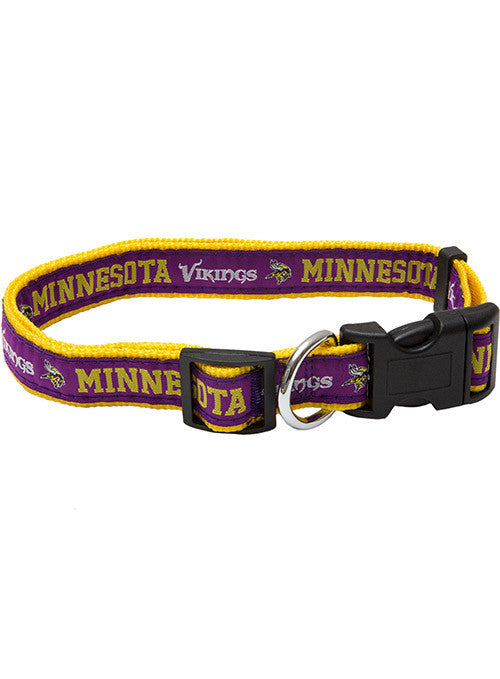 Vikings Dog Collar
