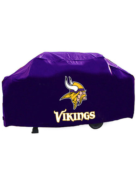 Vikings Grill Cover