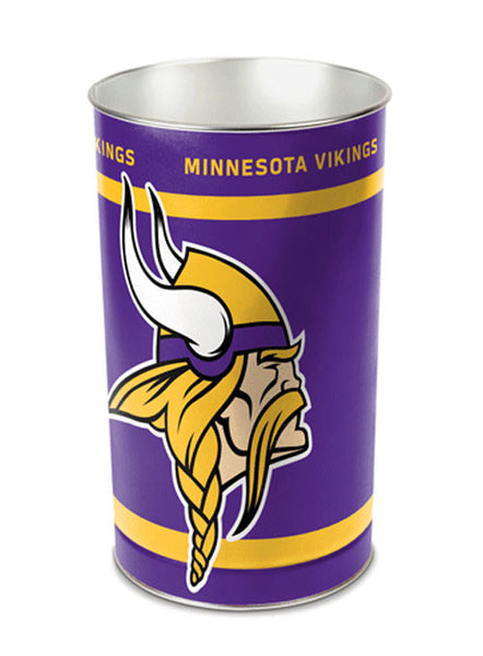 Vikings Waste Basket