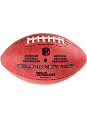 NFL 100th Season Authentic Football
