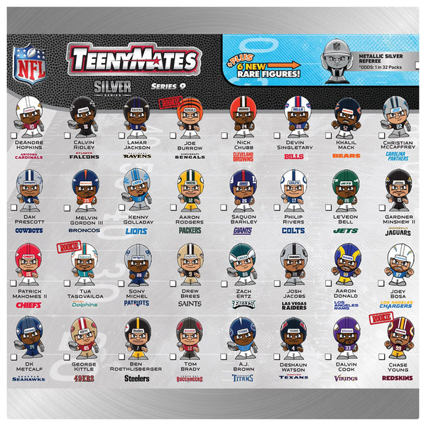 Teenymates 2020 Series 9 Figure