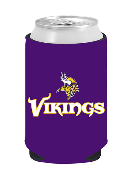 Collapsible Vikings Can Cooler