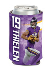 Vikings 12 Oz. Adam Thielen Can Cooler