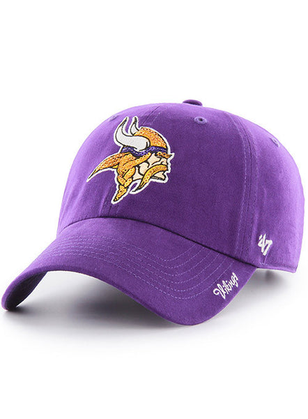 '47 Brand Vikings Ladies Sparkle Hat
