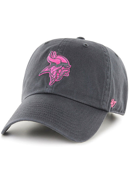 '47 Brand Vikings Ladies Clean Up Hat