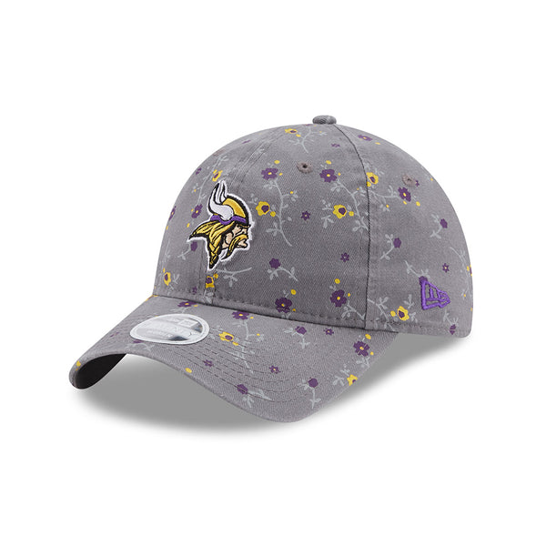Vikings Ladies New Era Blossom 9TWENTY Hat