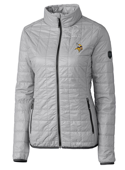 Ladies Cutter & Buck Vikings Rainier Jacket