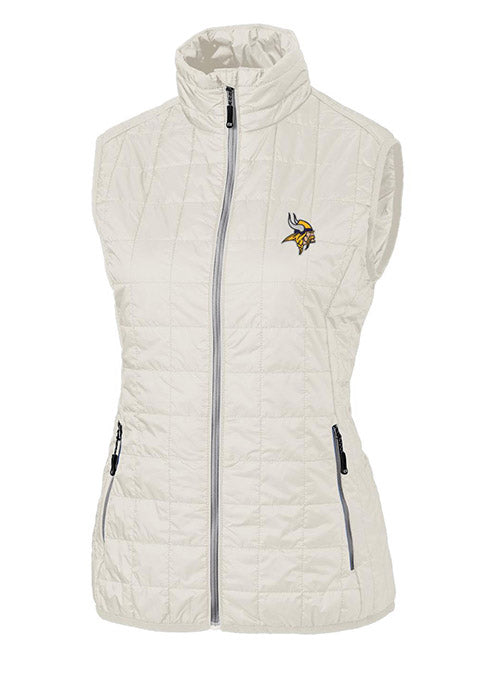Ladies Cutter & Buck Vikings Rainier Vest