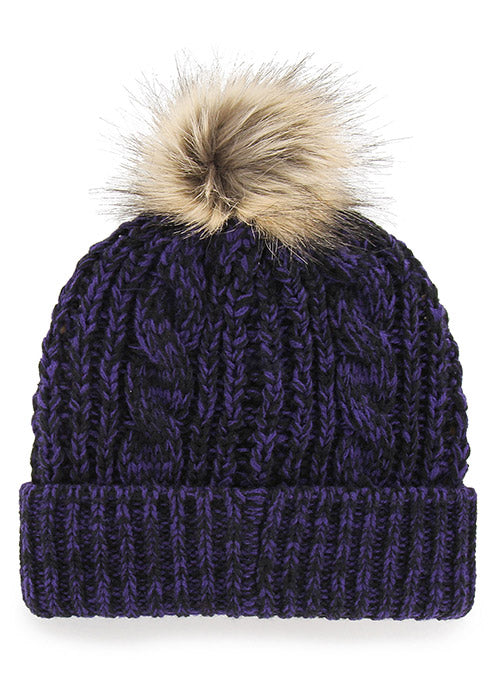 '47 Brand Ladies Vikings Meeko Cuff Knit Hat