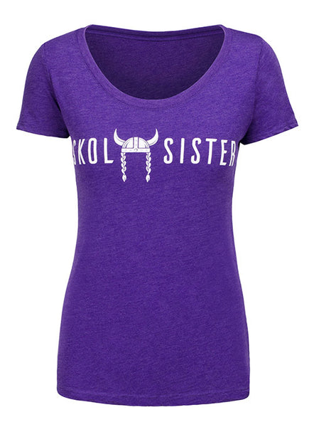 Ladies Skol Sister III T-Shirt