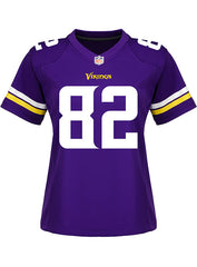 Ladies Nike Game Home Kyle Rudolph Jersey