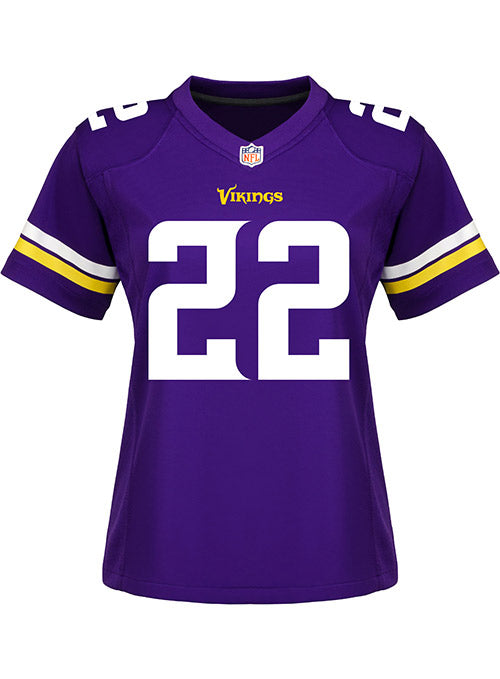 Ladies Minnesota Vikings Harrison Smith Nike Purple Game Jersey