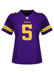 Ladies Nike Limited Color Rush Teddy Bridgewater Jersey
