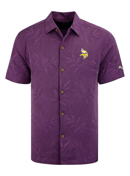 Tommy Bahama Vikings Luau Floral Buttondown