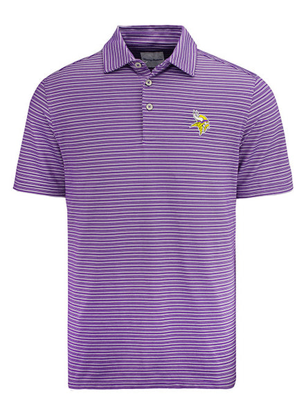 Tommy Bahama Vikings Rico Striped Polo