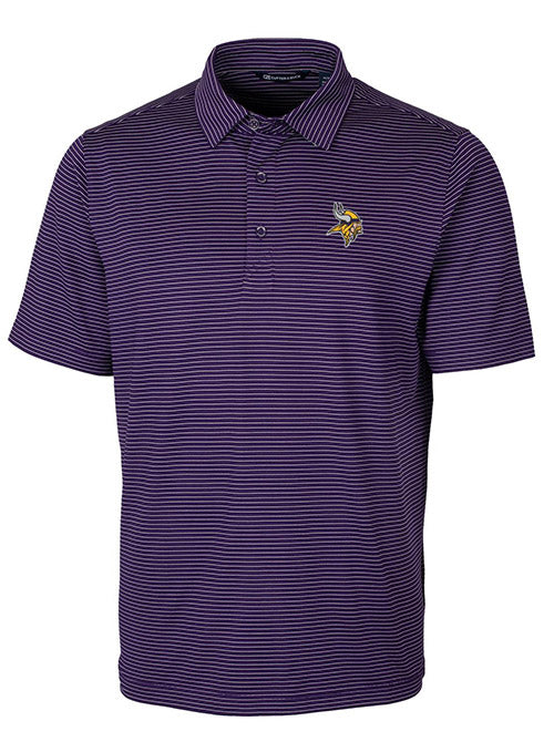 Cutter & Buck Vikings Forge Stripe Polo