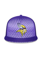 New Era Vikings Color Rush 9FIFTY Snapback Hat