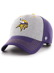 47 Brand Vikings Formation MVP Hat