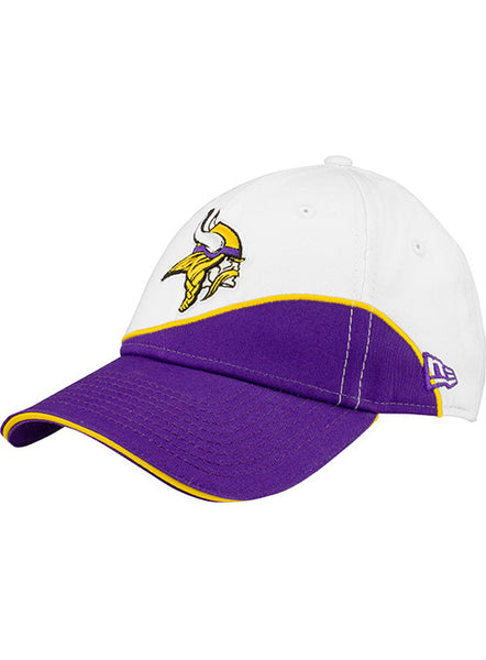 New Era Vikings Cut & Sew 9FORTY Adjustable Hat