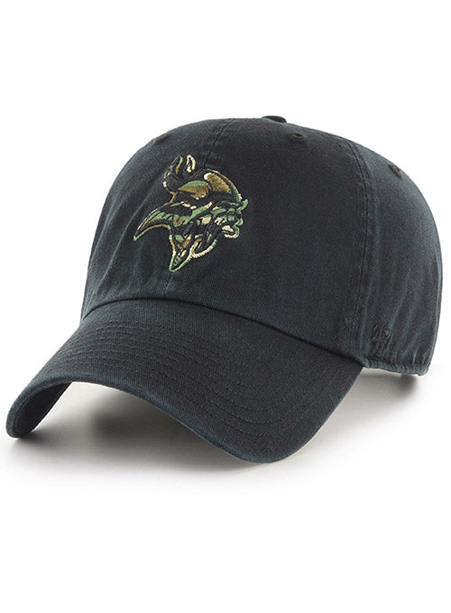 '47 Brand Vikings Camo Logo Adjustable Hat