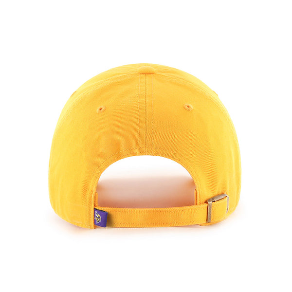 Vikings '47 Brand Yellow Clean Up Hat