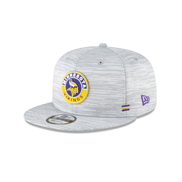 New Era Vikings 2020 Sideline 9FIFTY Snapback Hat