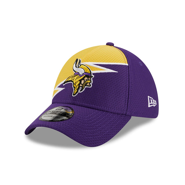 Vikings New Era Bolt 39THIRTY Flex Hat