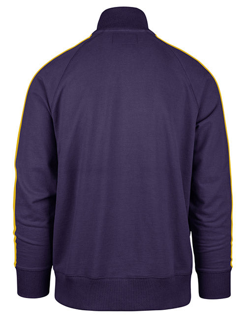 '47 Brand Vikings Rundown Sports Track Full Zip Jacket