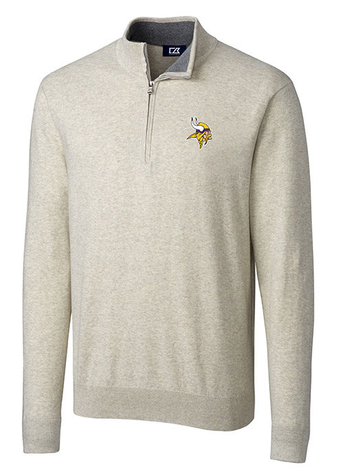 Cutter & Buck Vikings Lakemont 1/2 Zip Jacket