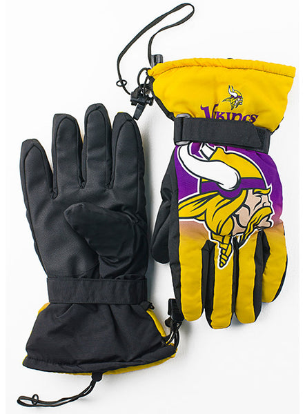 Vikings Gradient Insulated Gloves