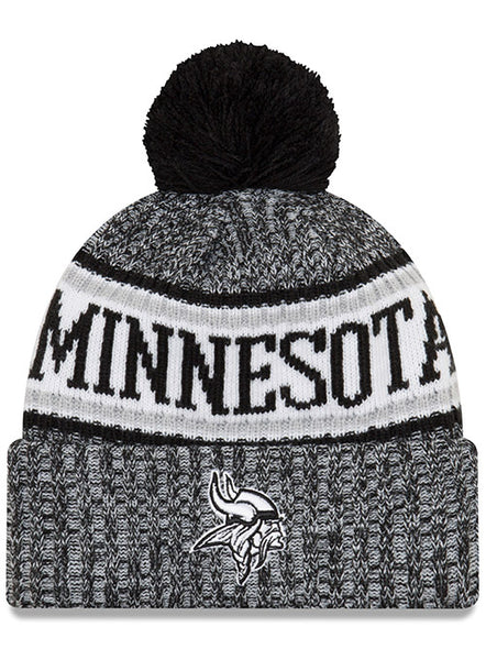 New Era Vikings 2018 Sport Knit