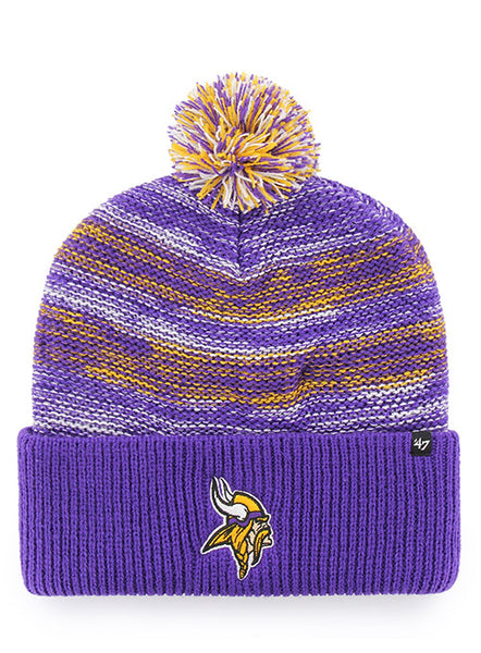 '47 Brand Vikings Men's Sideboard Knit Hat