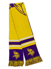 Vikings Color Block Scarf