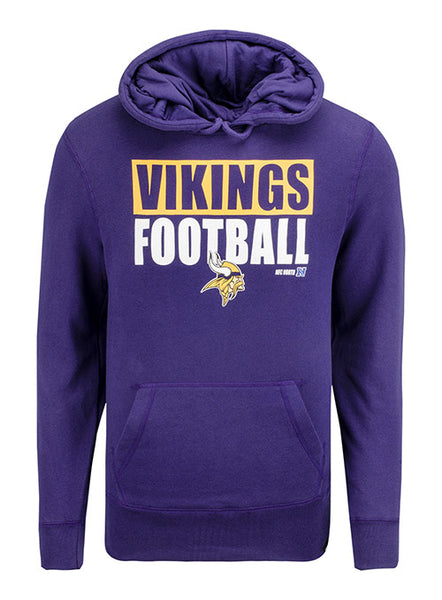 '47 Brand Vikings Headline Hooded Sweatshirt