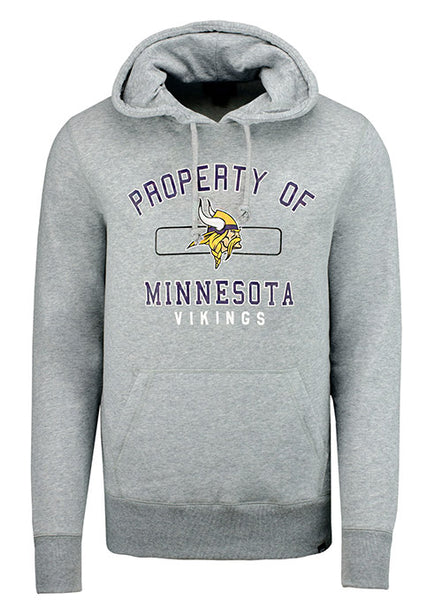 47 Brand Vikings Headline Hooded Sweatshirt  4ace0803a119