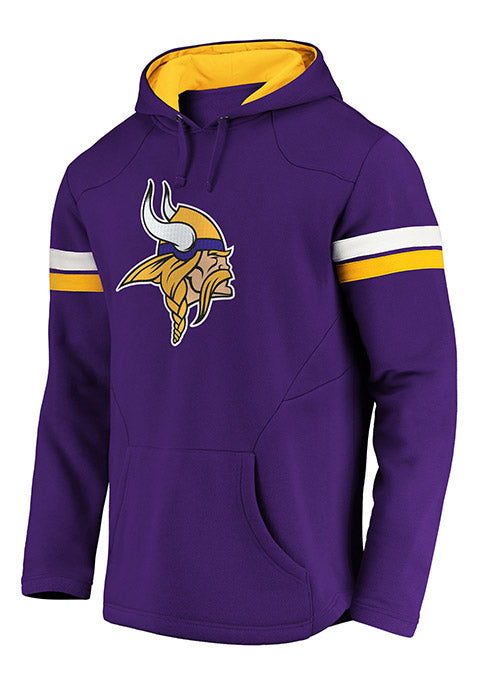 Fanatics Vikings Franchise Pullover Hooded Sweatshirt