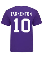 Mitchell & Ness Fran Tarkenton Throwback Name & Number T-Shirt