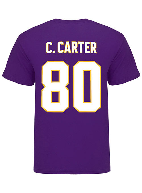 Mitchell & Ness Cris Carter Throwback Name & Number T-Shirt