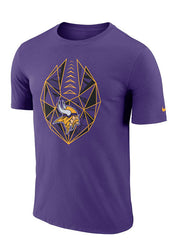 Nike Vikings Dricot Icon T-Shirt