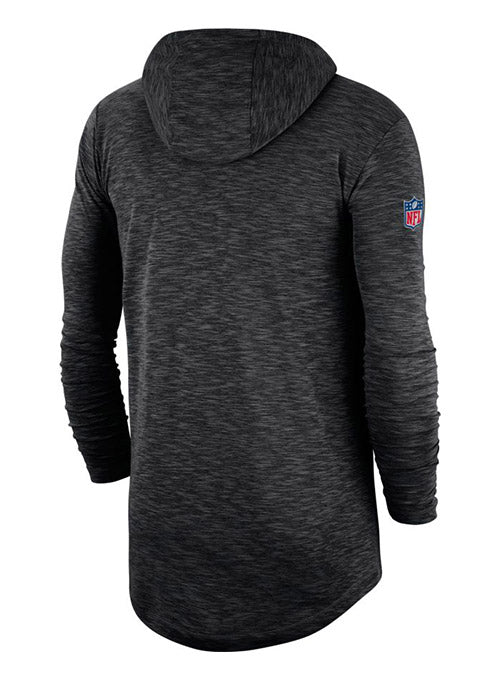 Nike Vikings Long Sleeve Hooded T-Shirt