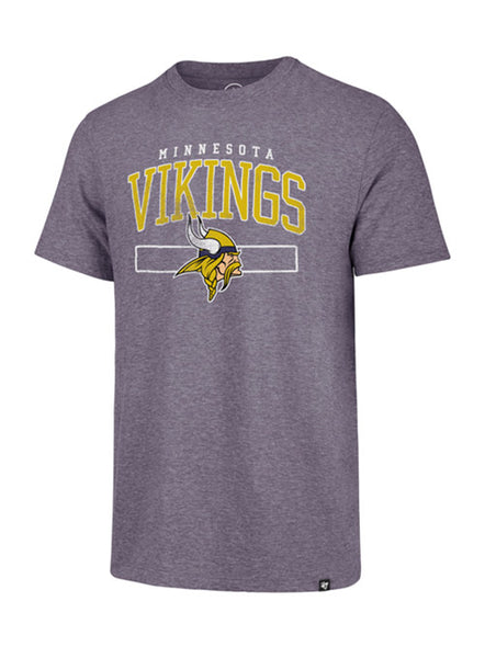 '47 Brand Vikings Foundation Tri-blend T-Shirt