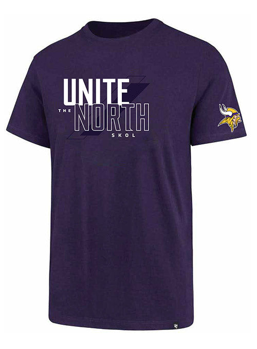 '47 Brand Vikings Unite The North T-Shirt