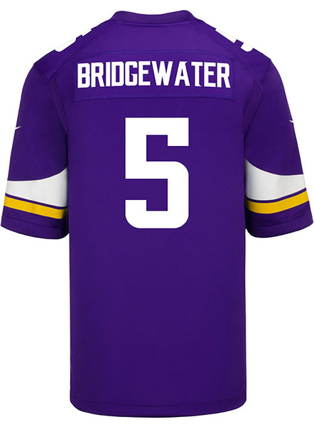 online store 863e7 cf1ad Nike Game Home Teddy Bridgewater Jersey | Vikings Nike Apparel | Vikings  Locker Room