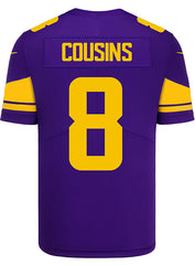 Nike Limited Color Rush Kirk Cousins Jersey