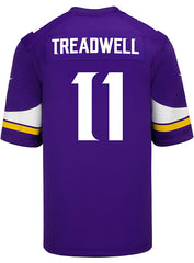 Men's Minnesota Vikings Laquon Treadwell Nike Purple Game Jersey