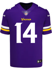 Nike Limited Home Stefon Diggs Jersey